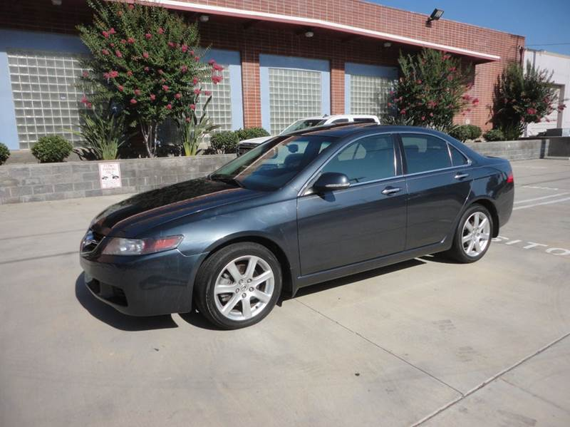 Acura Van Nuys >> 2005 Acura Tsx 4dr Sedan In Van Nuys Ca As Low Price Inc