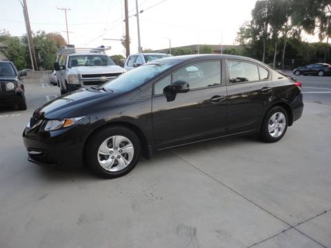 2013 Honda Civic for sale in Van Nuys, CA