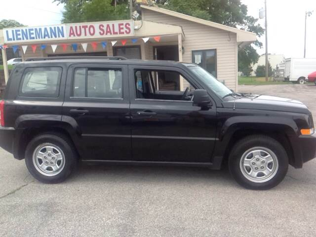 2008 Jeep Patriot For Sale At Lienemann Auto Sales In Ralston NE