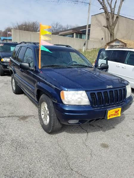 2000 Jeep Grand Cherokee For Sale At Lienemann Auto Sales In Ralston NE