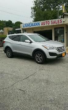 2016 Hyundai Santa Fe Sport for sale in Ralston, NE