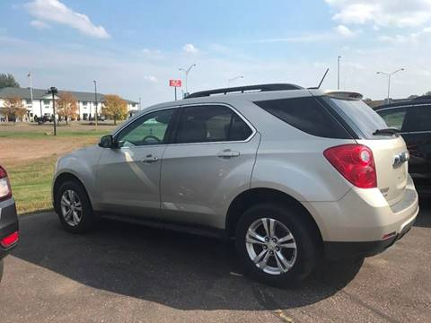 2015 Chevrolet Equinox for sale in Stanley WI