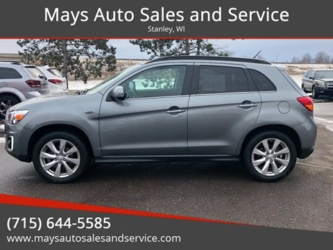 Mitsubishi Outlander Sport For Sale in Stanley, WI - Mays