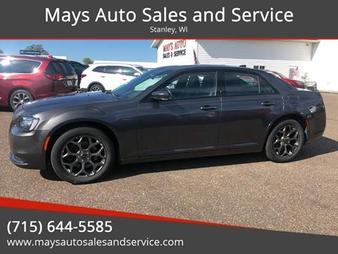 2016 Chrysler 300 for sale in Stanley, WI