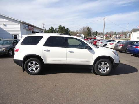 2012 GMC Acadia for sale in Stanley WI