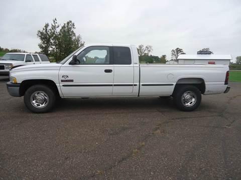 1999 Dodge Ram Pickup 2500 for sale in Stanley, WI
