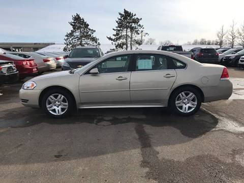 2012 Chevrolet Impala for sale in Stanley, WI