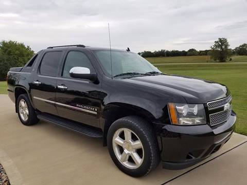 2009 Chevrolet Avalanche for sale in Holden, MO