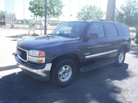2004 GMC Yukon for sale in Phoenix, AZ