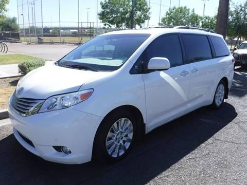 2011 Toyota Sienna for sale in Phoenix, AZ