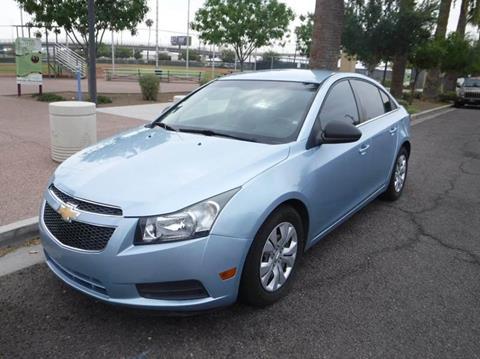 2012 Chevrolet Cruze for sale in Phoenix, AZ