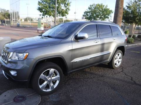 2011 Jeep Grand Cherokee for sale in Phoenix, AZ