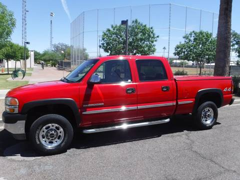 2001 GMC Sierra 2500HD for sale in Phoenix, AZ