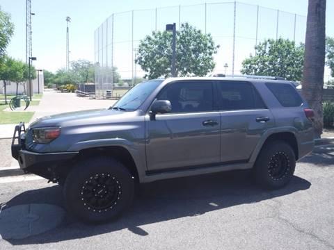 2010 4runner For Sale >> 2010 Toyota 4runner For Sale In Phoenix Az
