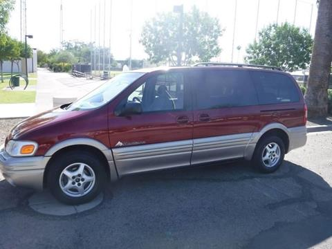 1999 Pontiac Montana for sale in Phoenix, AZ