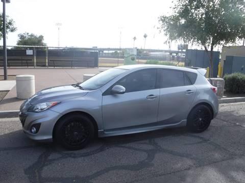 Mazdaspeed3 For Sale >> 2010 Mazda Mazdaspeed3 For Sale In Phoenix Az