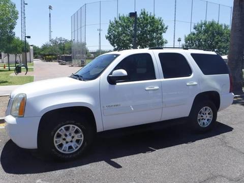 2007 GMC Yukon for sale in Phoenix, AZ