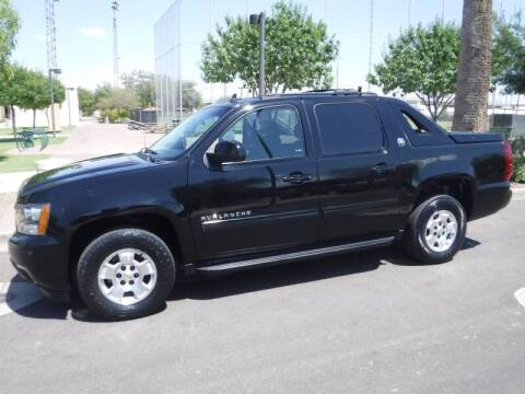 2013 Chevrolet Avalanche for sale at J & E Auto Sales in Phoenix AZ