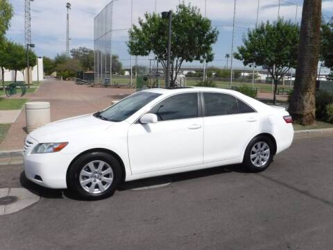 2008 Toyota Camry for sale at J & E Auto Sales in Phoenix AZ