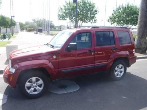 2012 Jeep Liberty for sale at J & E Auto Sales in Phoenix AZ