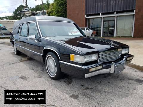 1990 Cadillac Fleetwood for sale in Birmingham, AL