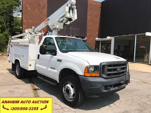 2001 Ford F-450 for sale in Irondale, AL