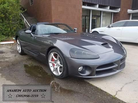 2009 Dodge Viper for sale in Irondale, AL