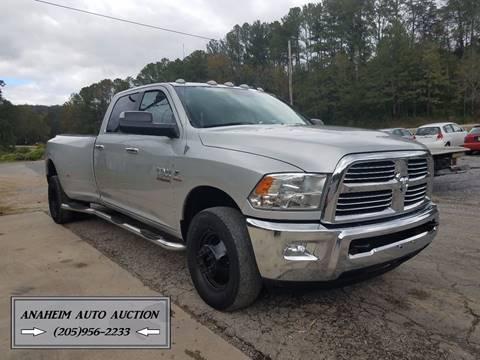 2013 RAM Ram Pickup 3500 for sale in Irondale, AL