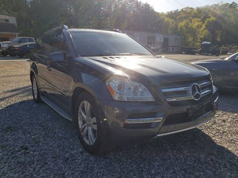 2011 Mercedes-Benz GL-Class for sale at Anaheim Auto Auction in Irondale AL