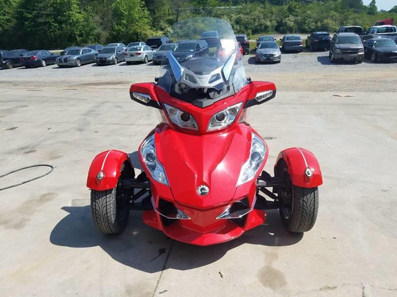 2012 Bombardier Can Am Spyder  - Irondale AL