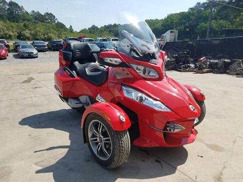 2012 Bombardier Can Am Spyder for sale in Irondale, AL