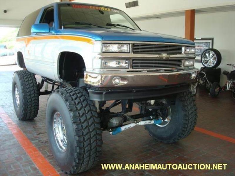 1999 Chevrolet Tahoe  - Irondale AL