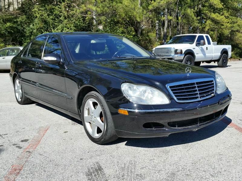 2005 mercedes benz s class s430 4dr sedan in irondale al for 2005 mercedes benz s430