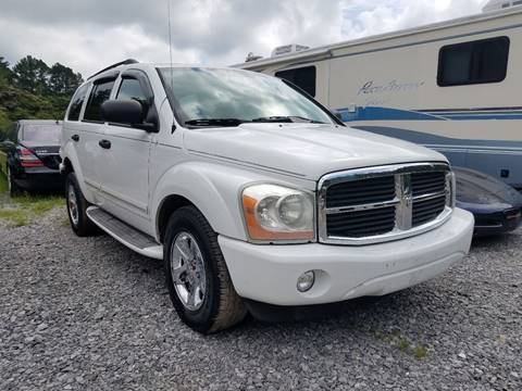 2005 Dodge Durango for sale at Anaheim Auto Auction in Irondale AL