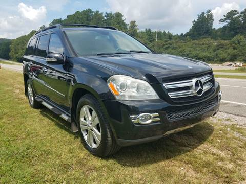 2007 Mercedes-Benz GL-Class for sale at Anaheim Auto Auction in Irondale AL