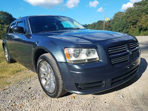 2008 Dodge Magnum for sale at Anaheim Auto Auction in Irondale AL