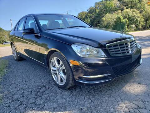 2013 Mercedes-Benz C-Class for sale at Anaheim Auto Auction in Irondale AL
