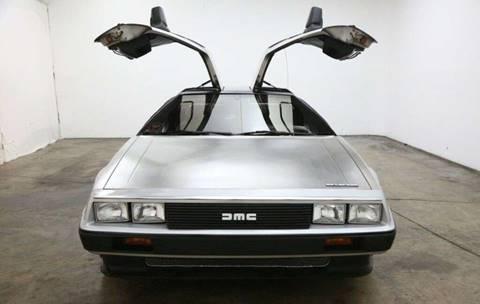 1981 DeLorean DMC-12 for sale in New Orleans, LA
