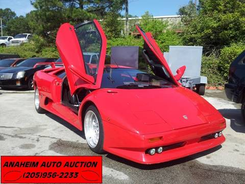 1997 Lamborghini Diablo for sale in Birmingham, AL