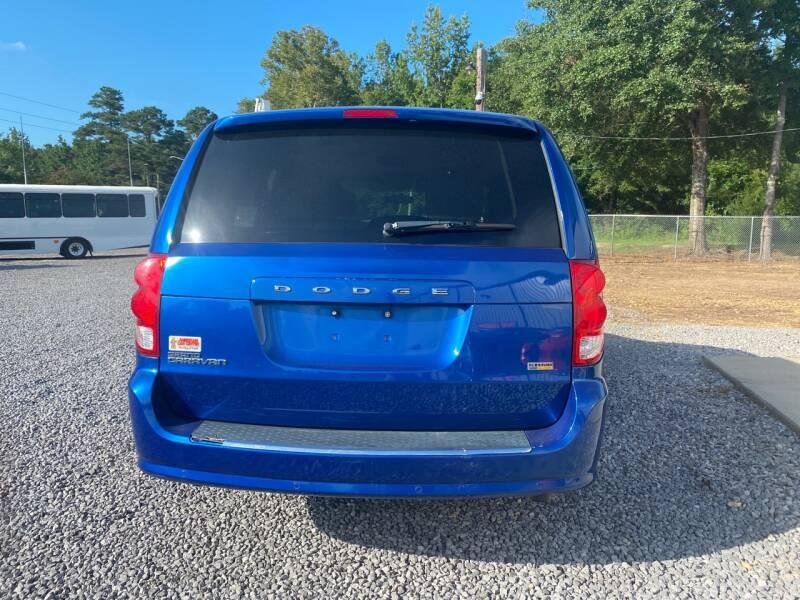 2013 Dodge Grand Caravan SXT 4dr Mini-Van - Irondale AL