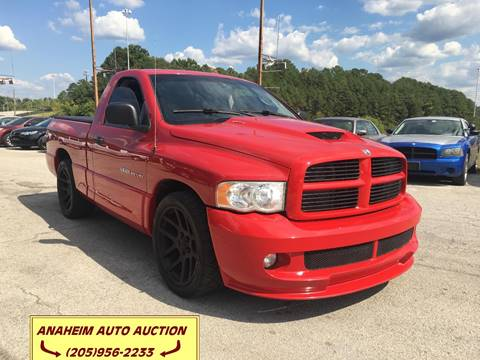 2004 Dodge Ram Pickup 1500 SRT-10 for sale in Birmingham, AL