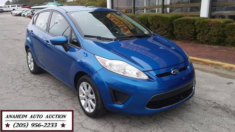 2011 Ford Fiesta for sale in Birmingham, AL