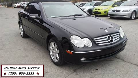 2004 Mercedes-Benz CLK for sale in Birmingham, AL