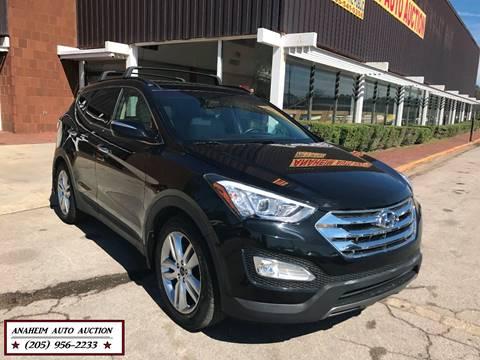 2015 Hyundai Santa Fe Sport for sale in Irondale, AL