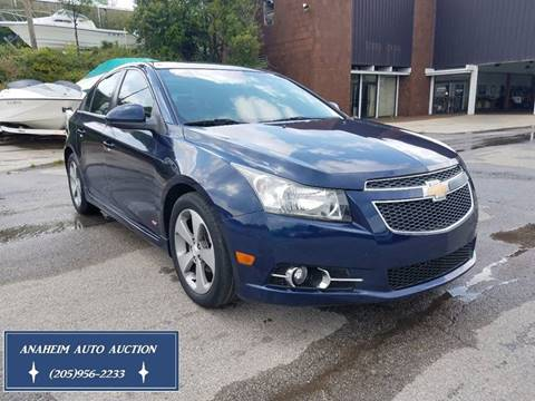 2011 Chevrolet Cruze for sale in Birmingham, AL