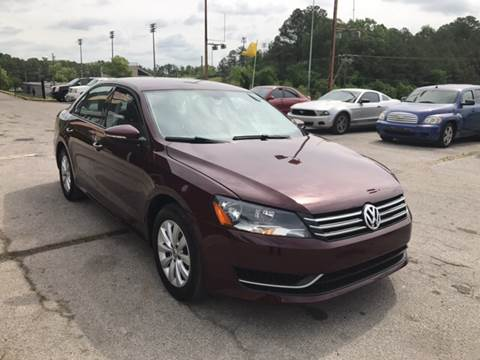 2012 Volkswagen Passat for sale in Birmingham, AL