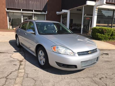 2010 Chevrolet Impala for sale in Birmingham, AL