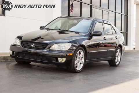 2003 Lexus IS 300 for sale in Indianapolis, IN