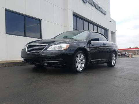 2011 Chrysler 200 Convertible for sale in Indianapolis, IN