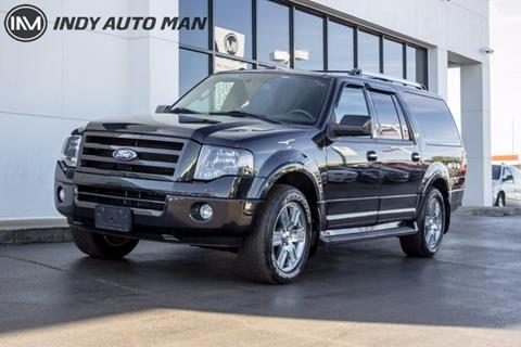 2010 Ford Expedition EL for sale in Indianapolis, IN